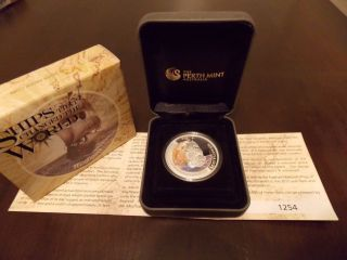 2012 1 Oz.  Silver Proof