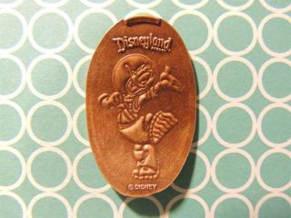 Elongated Penny Disney - Ca0062c - Spaceman Donald Duck photo