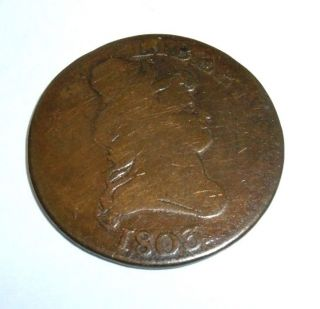 1803 Kettle Token.  Heraldic Eagle photo