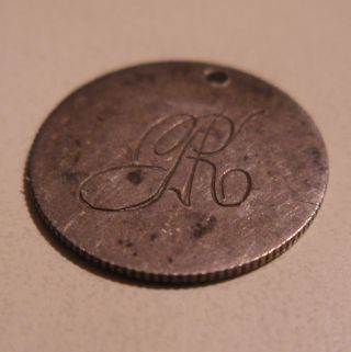 1877 Seated Dime Love Token - Jr - Silver - Usa photo