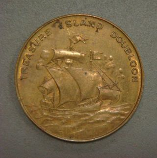 Sesquicentennial Philadelphia,  1776 - 1926,  Treasure Island Doubloon, photo