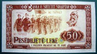 Albania 1976 50 Leke photo