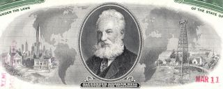 American Telephone & Telegraph (alexander Graham Bell) photo