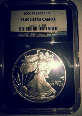 ngc silver eagle price guide