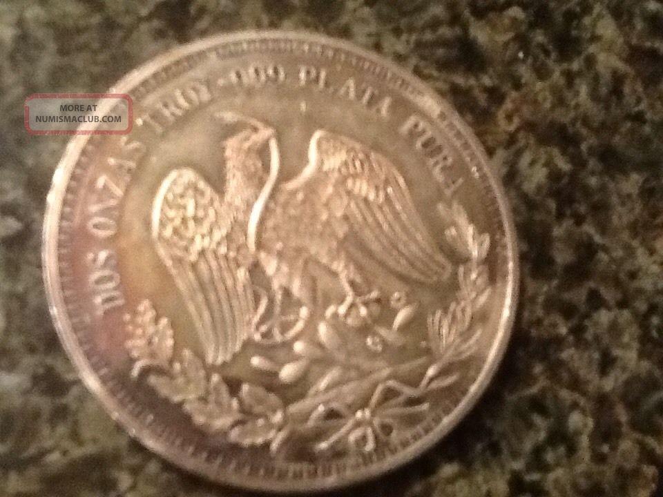 2 Onzas Liberty Plata Pura 999 Silver 2 Troy Oz