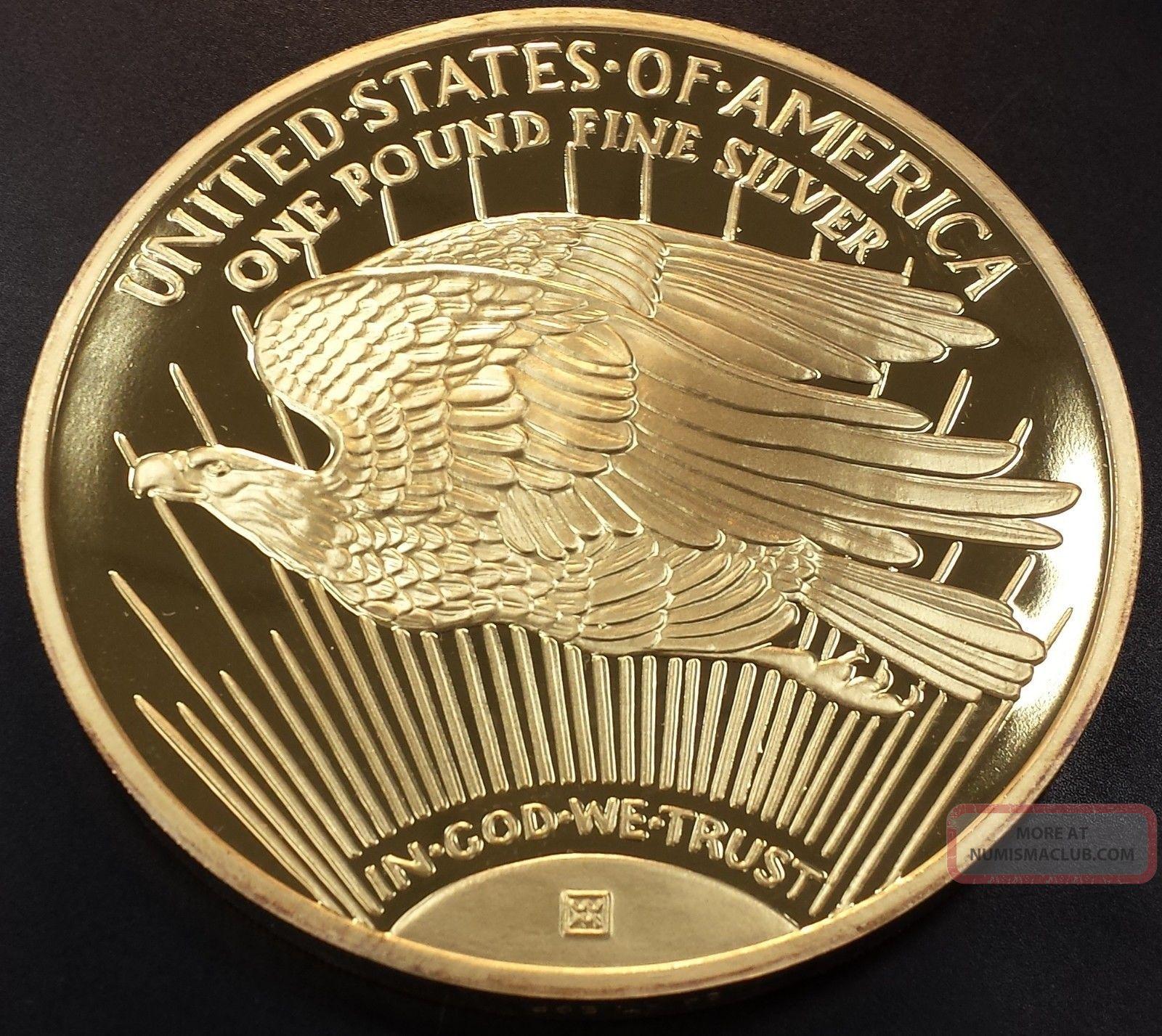 1 Oz Liberty Eagle Silver Round 999 Fine 1 Oz Silver