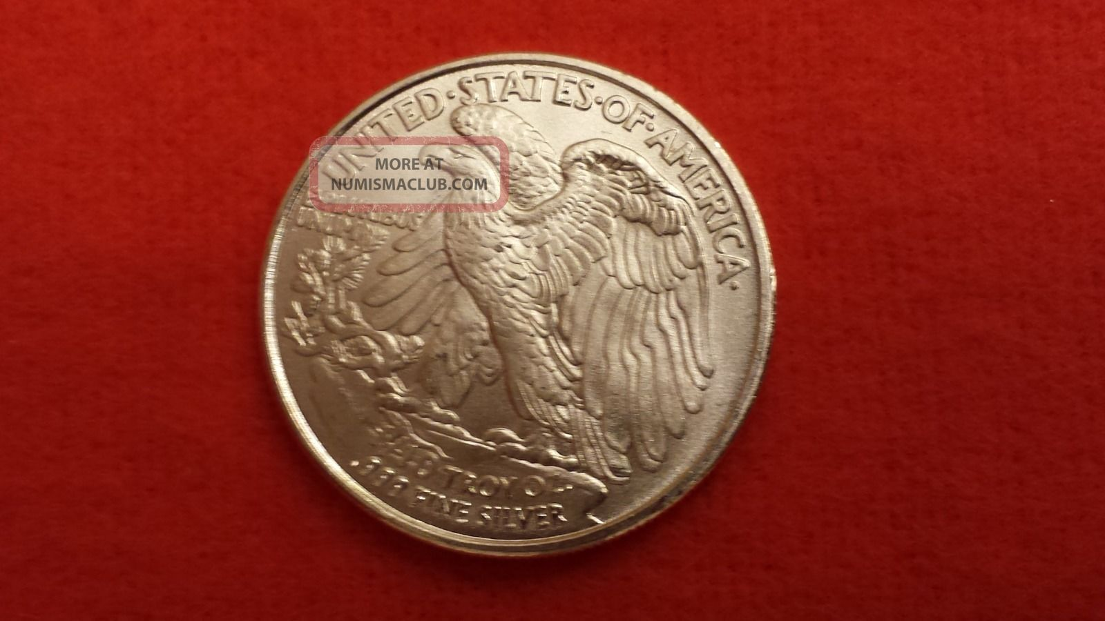 Iconic Walking Liberty 1 10 Troy Ounce 999 Fine Silver