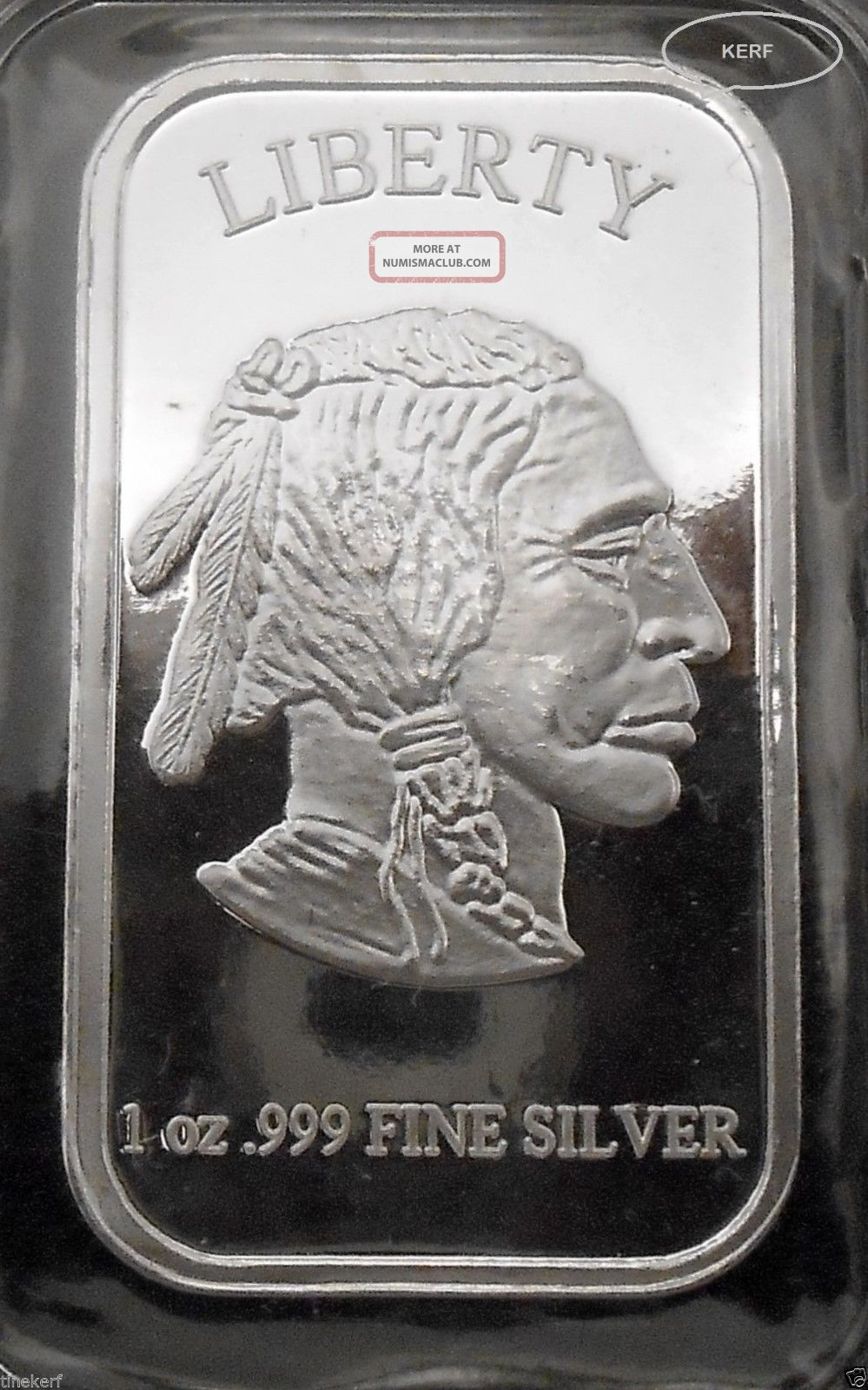 Indian Head Buffalo Uncirculated Amp Sealed 1 Oz 999