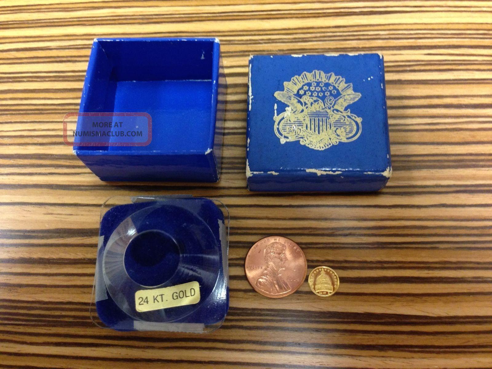 1981 ronald reagan gold coin