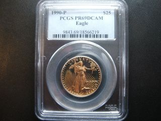 Ngc Modern Bullion Coins 1990 5 Tenth Ounce Gold Eagle Ms70
