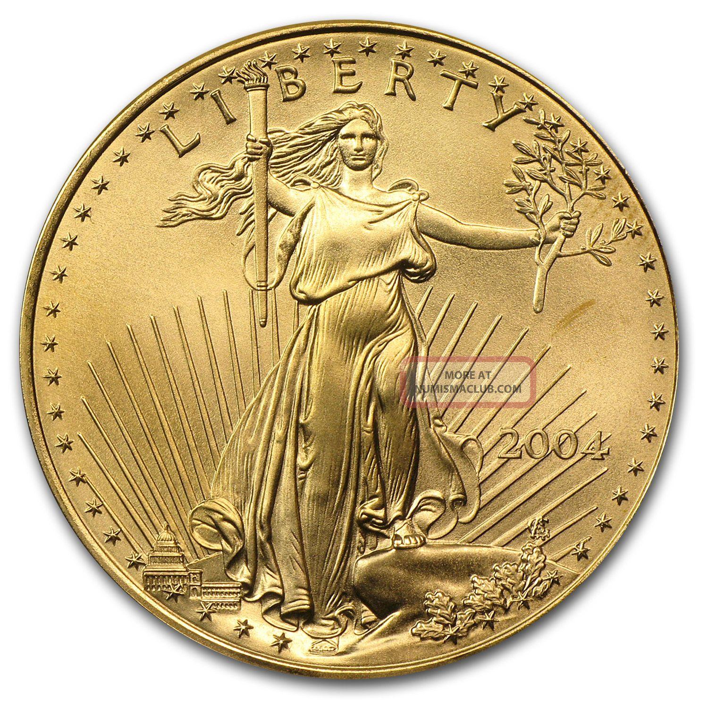 2004 1 coin