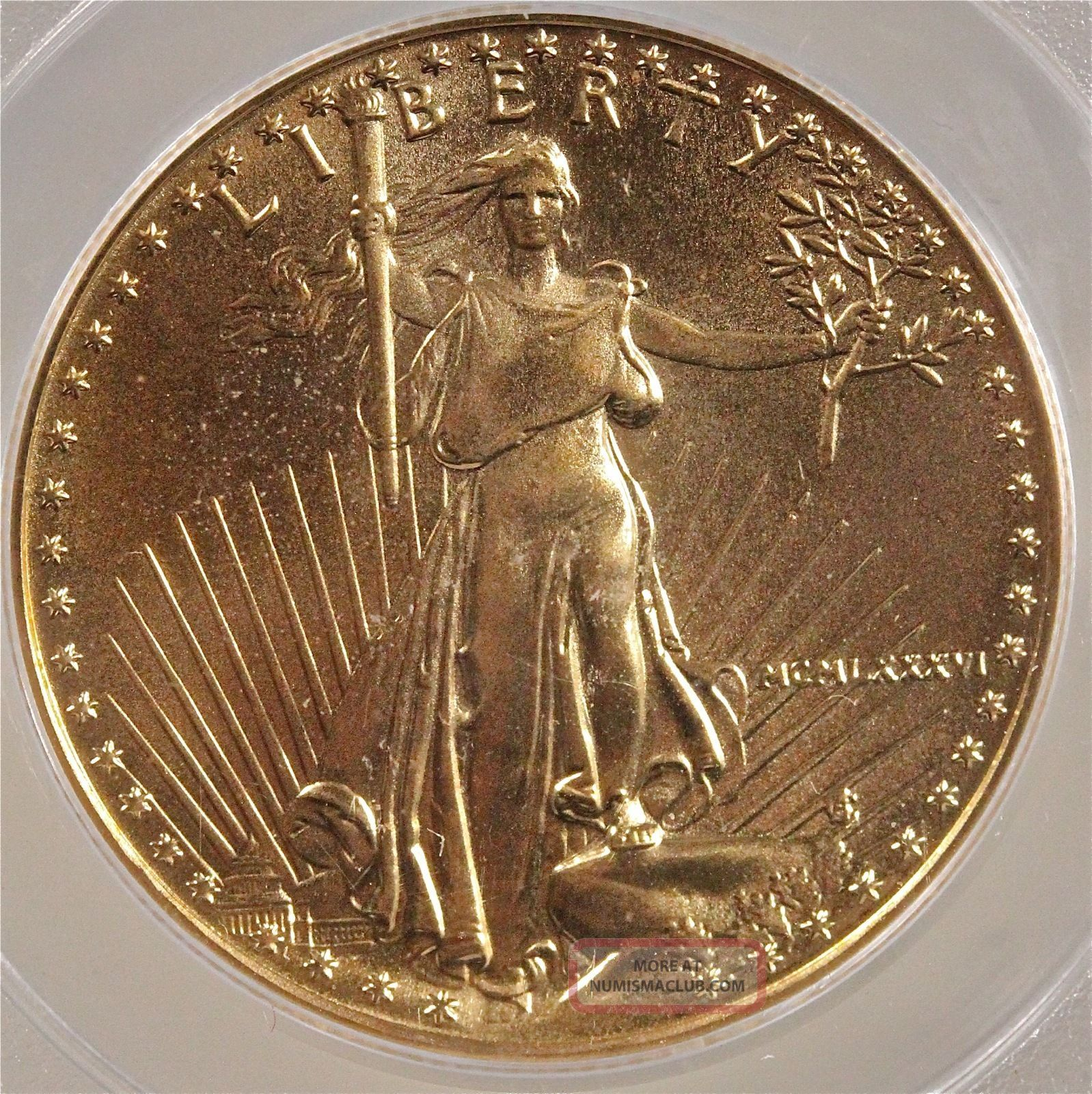 1986 American Gold Eagle Pcgs Ms69 189 Oz Gold 25 Dollar Coin G 25