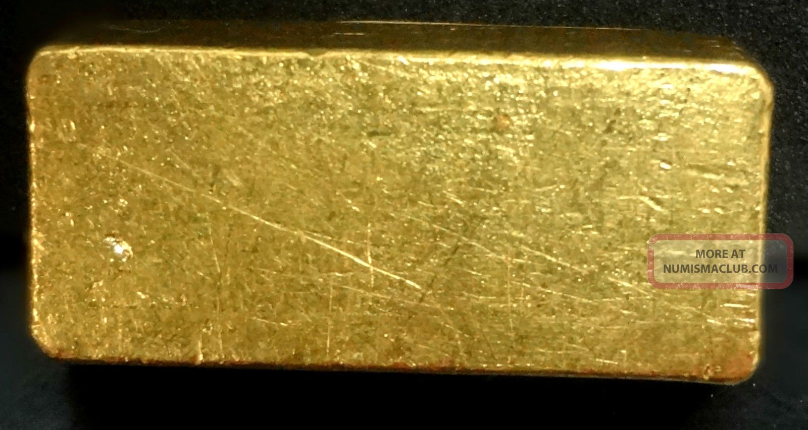 Gold Bar Engelhard 5 Oz 999 9 Rare