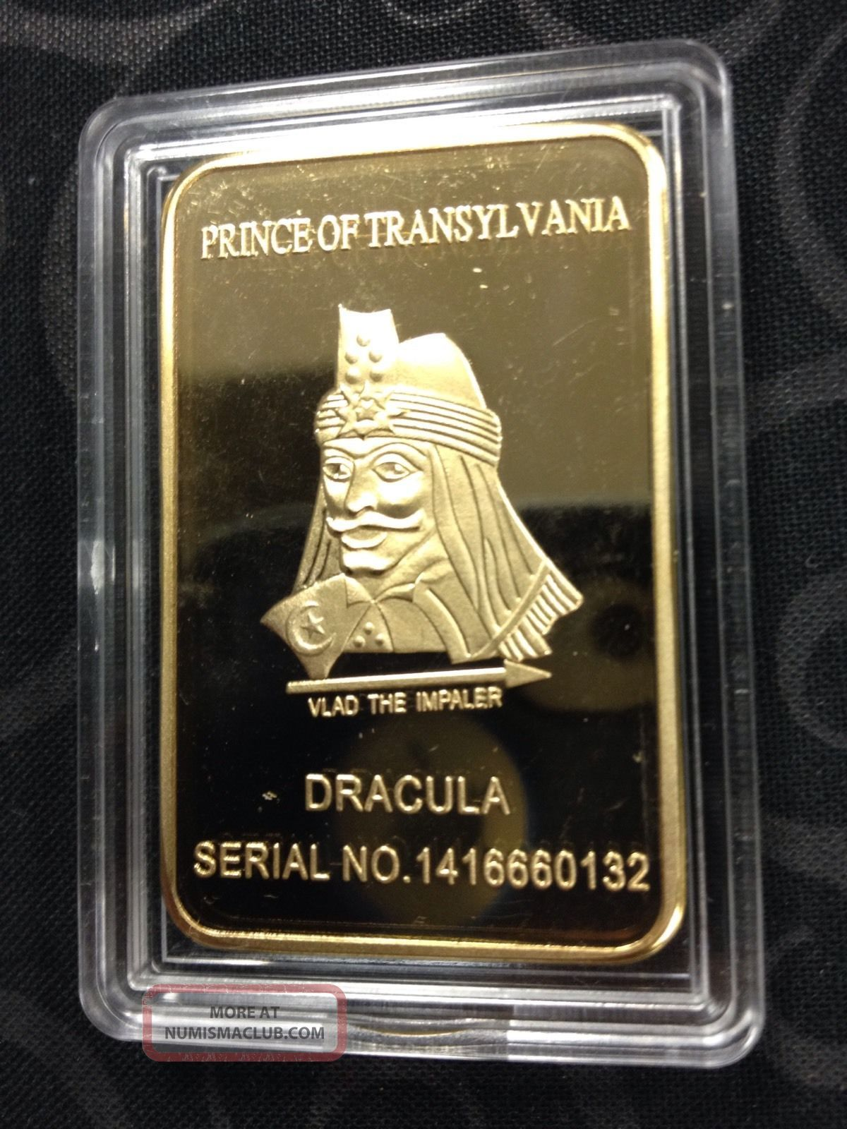 The Castle Dracula Prince Of Transyl Vania One Troy