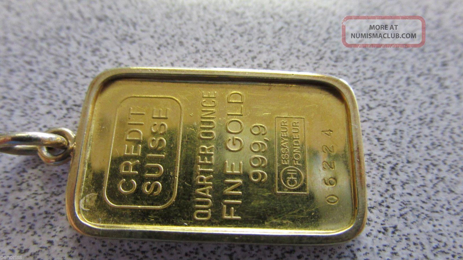 Credit suisse gold bar key generator