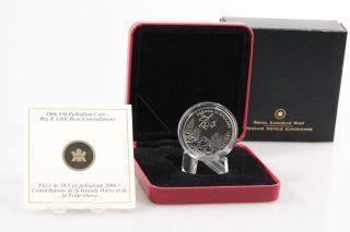 2006 Canada Big & Little Bear Constellations $50 Palladium Coin, photo