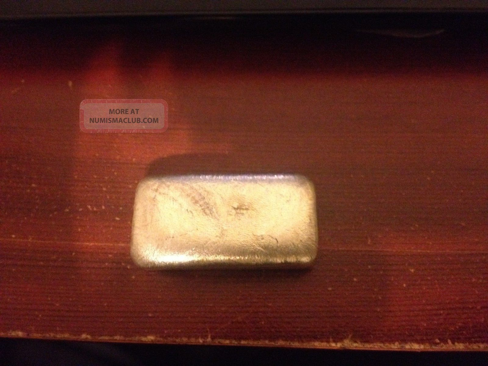 Palladium Silver Bar Loaf 2oz Sterling Bullion 4 Palladium 96 Silver Bullion photo