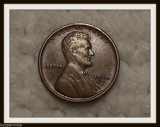 Brown 1914 - S Lincoln Wheat Cent photo