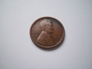 1915 S Lincoln Cent photo