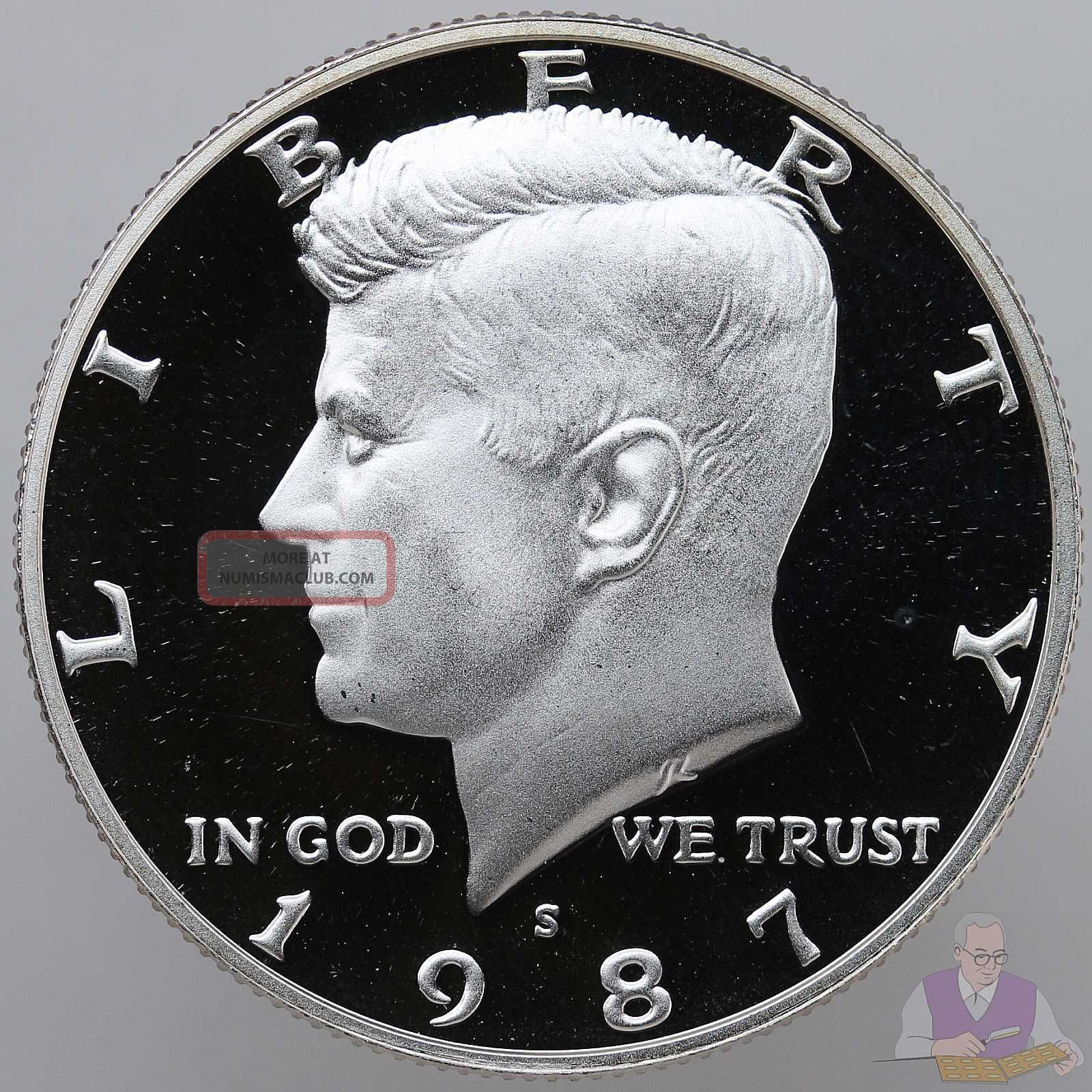 """2020 Kennedy Half /""""S/"""" Clad /& 99.9/% Silver Proofs in Air Tight Holders"""