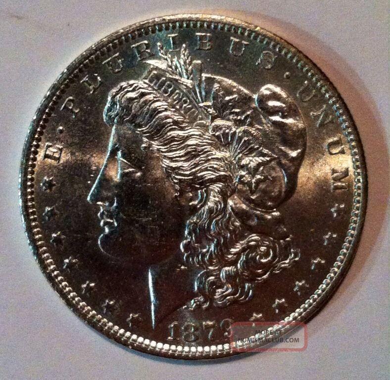 1879 O Morgan Silver Dollar Bu Rare Key Date