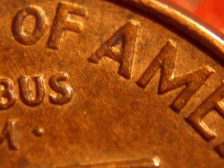 2000 - P Wide Am Lincoln Cent Error Circulated Copper - Zinc Raw Ungraded photo