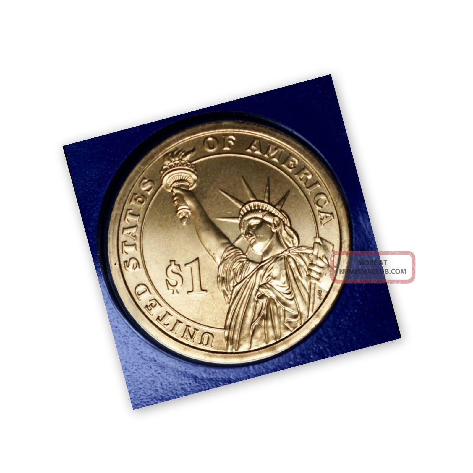 2007 P Thomas Jefferson Satin Pos A In Wrapper Dollars photo