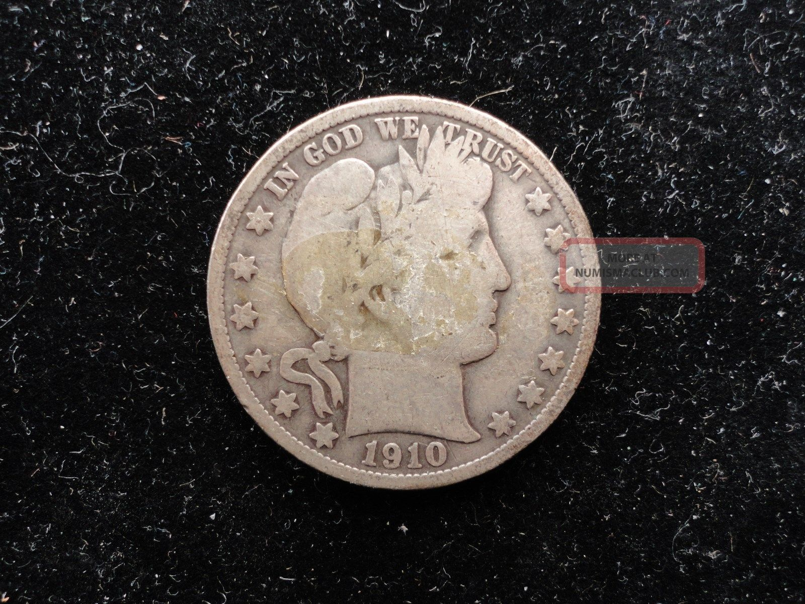 1910 Barber Half Dollar Half Dollars photo