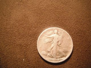 1934 Walking Liberty Half Dollar photo