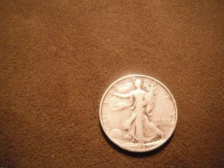 1940 Walking Liberty Half Dollar photo