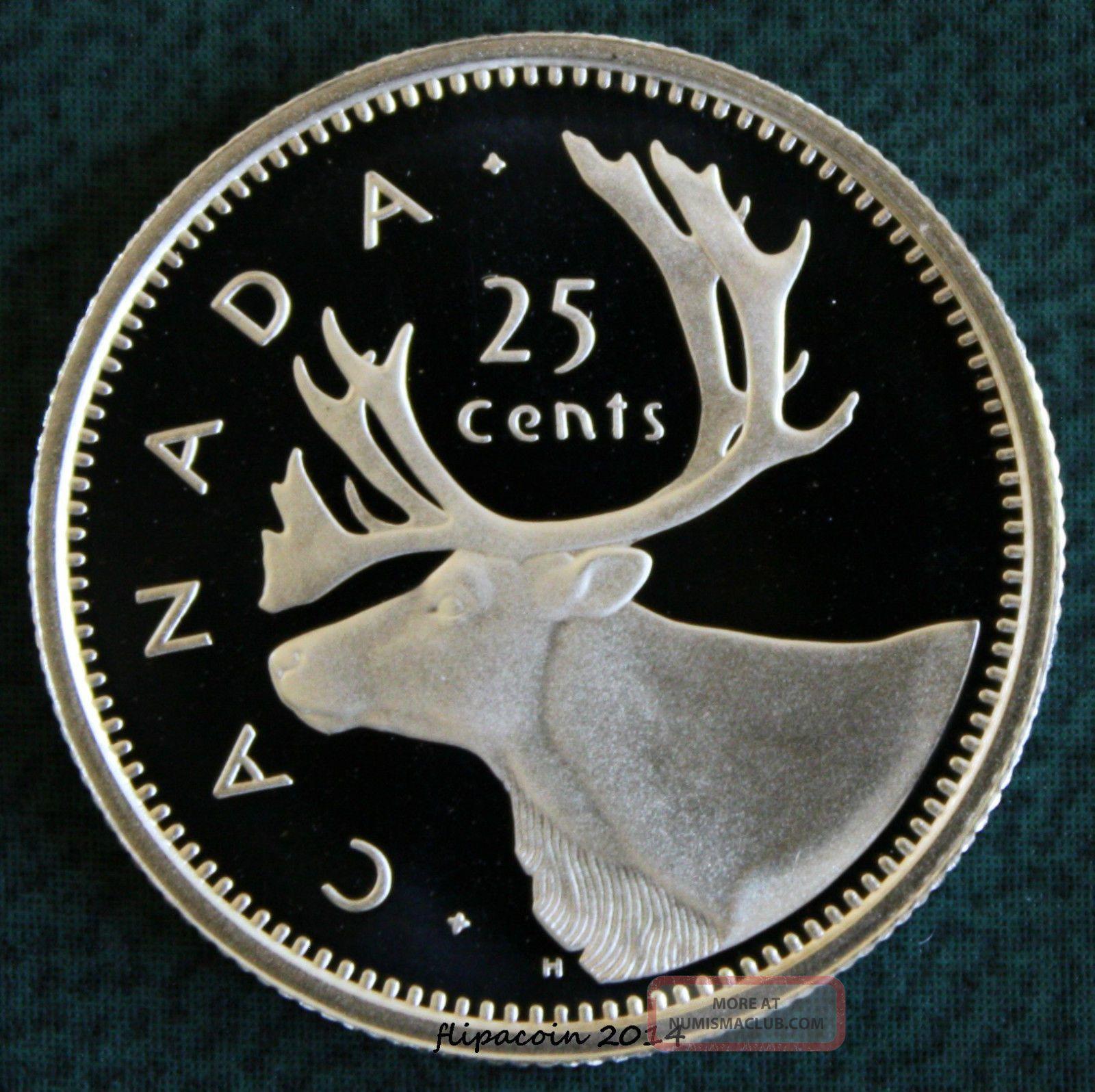 1953 2003 Canada Quarter 25 Cent Coin Special Edition