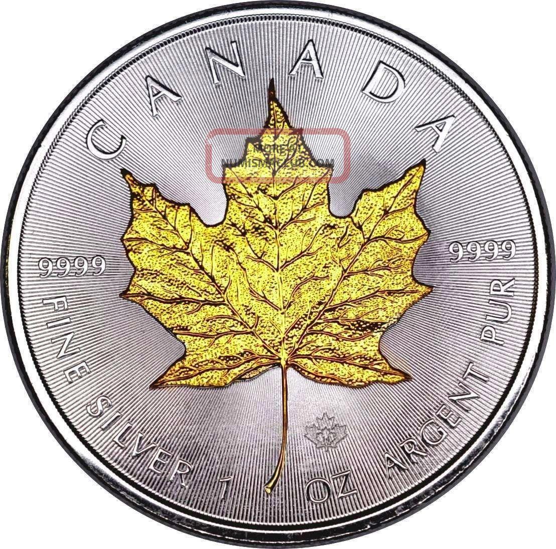 canadian maple leaf silver coins - HD1108×1094