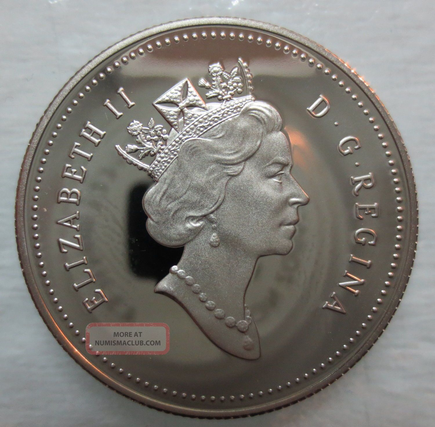 1992 50 cent coin