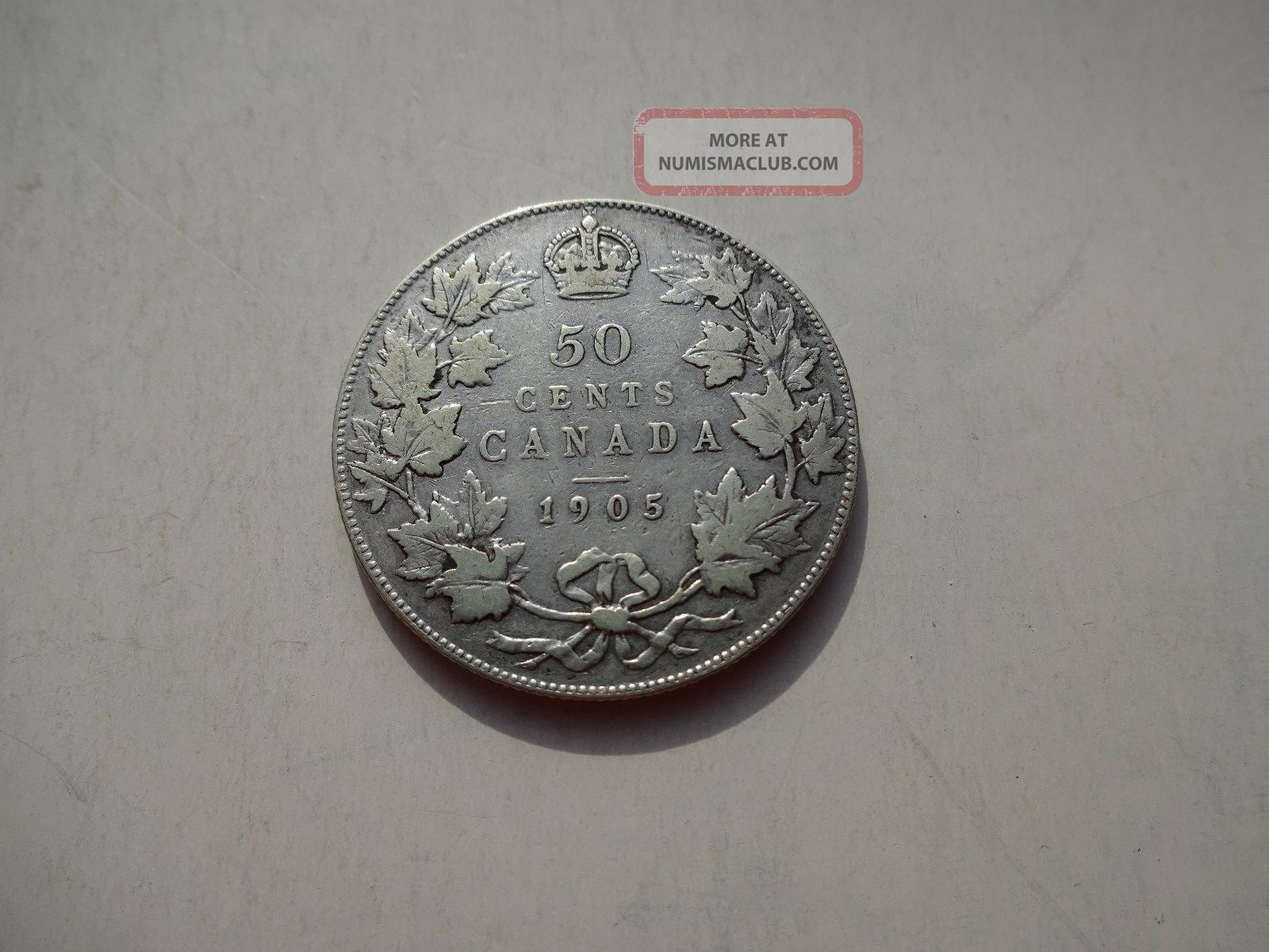rare canadian 50 cent coins