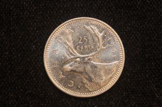 1991 Canada.  25 Cents.  (61) photo