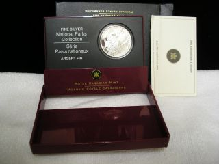 2006 Canada 20.  00 Fine Silver Coin Georgan Bay With Mintage Only 20.  000 photo