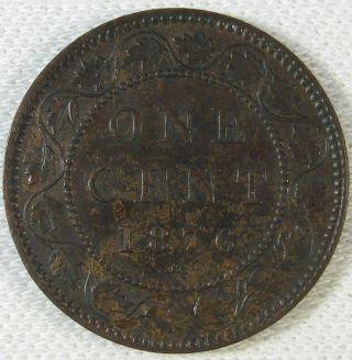 1876 - H 1c Bn Canada Cent photo
