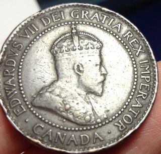 1902 Canada Large Cent - photo