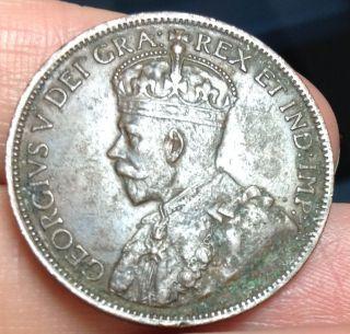 1918 Canada Large Cent - photo