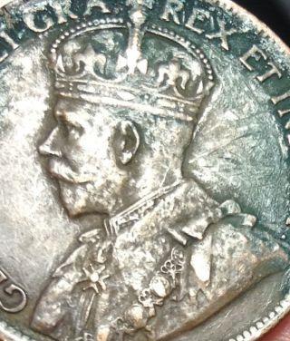 1917 Canada Large Cent - photo