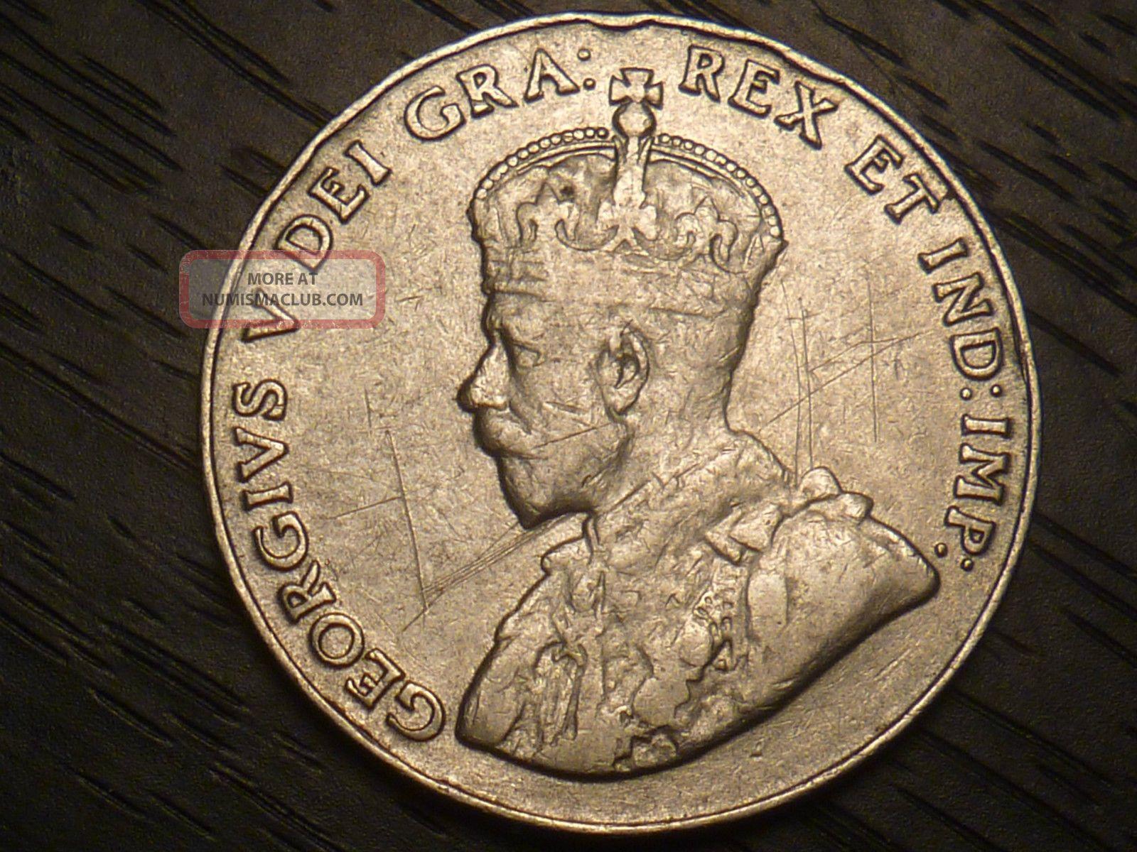 5 cent rare coins