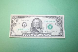 Paper Money: US - Small Size Notes - Federal Reserve Notes