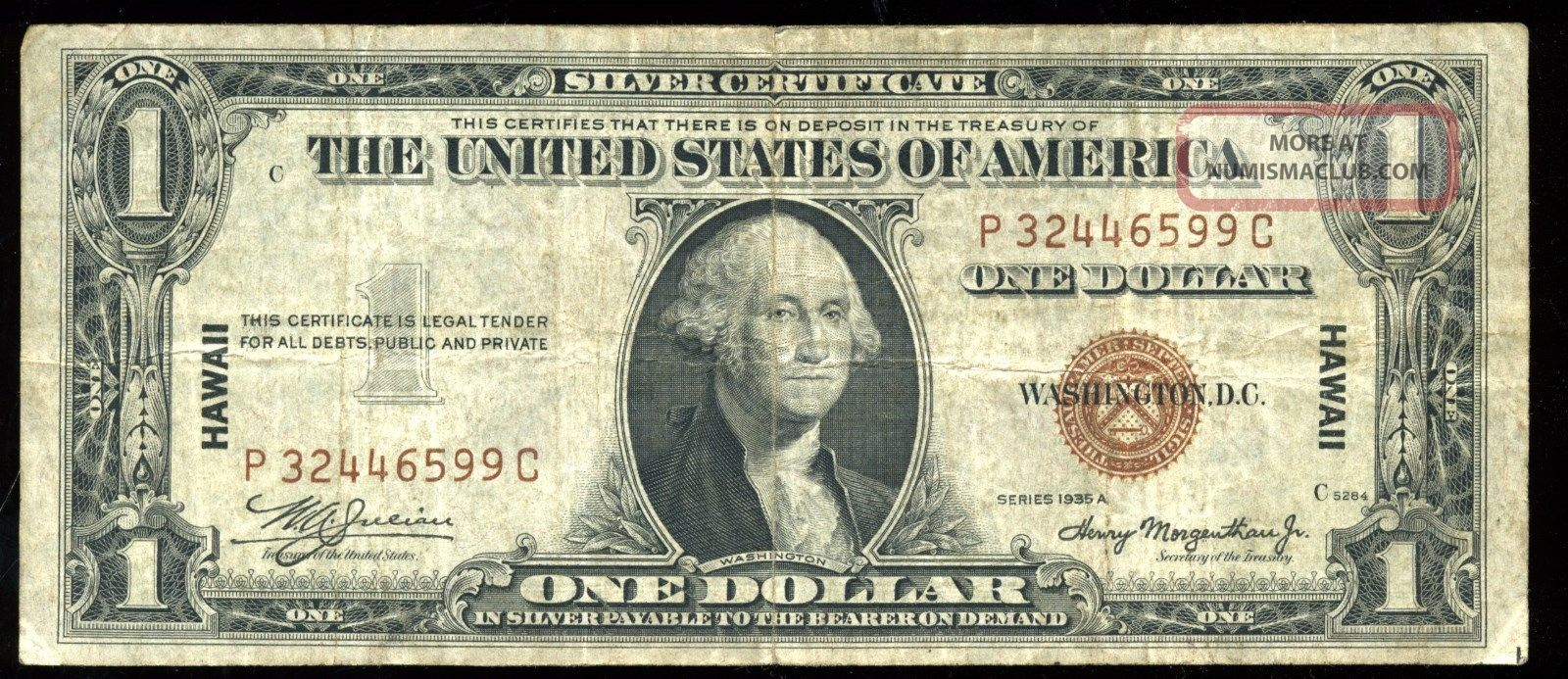 1935 a 1 one dollar silver certificate emergency issue hawaii 1935 a 1 one dollar silver certificate emergency issue hawaii brown seal note 1betcityfo Images