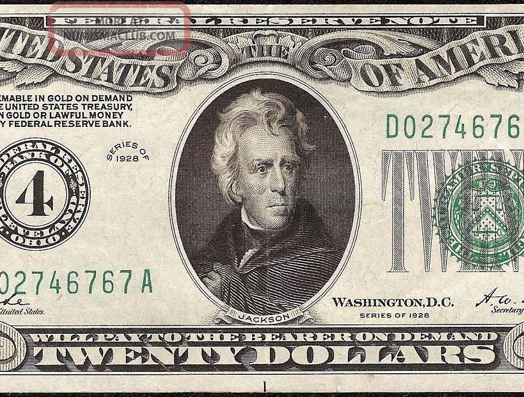 Dollar Note