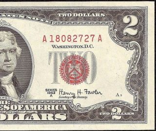 how to find two dollars paper bill value