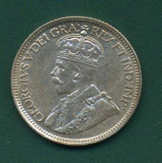 1928 Canada 10 Cents. photo