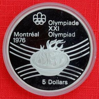 Canada: 1976 $5 Olympics