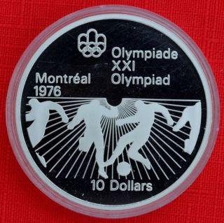Canada: 1976 $10,  Olympics