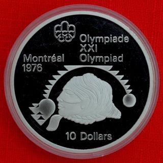 Canada: 1975 $10,  Olympics
