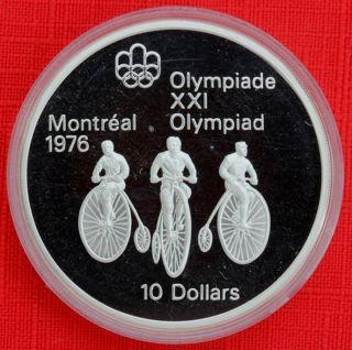 Canada: 1974 $10,  Olympics
